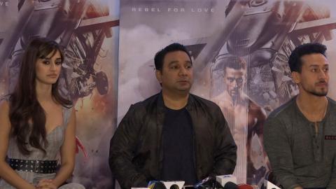 Baaghi 2: Action Unit Launch | Tiger Shroff, Disha Patani, Ahmed Khan