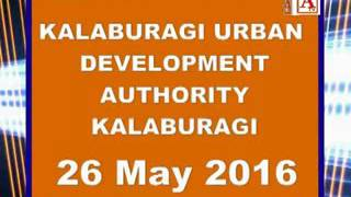 KALABURAGI URBAN DEVELOPMENT AUTHORITY KALABURAGI glb