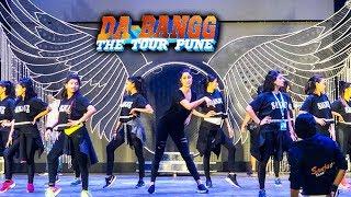 Katrina Kaif Rehearsing For Salman Khan's Dabangg Tour Pune 2018