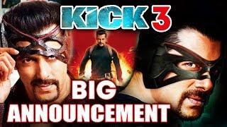 KICK 3 Announced, Sajid Nadiadwala OPENS UP On Salman's Role