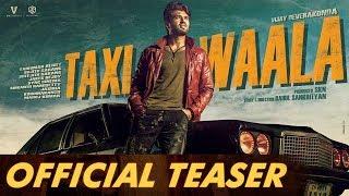 Taxiwala Teaser   Vijay Devarakonda Taxiwala Official Teaser   Daily Poster