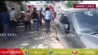 Protest continues in Nowshera, many injured in stone pelting