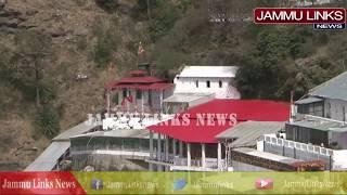 Over 2 lakh pilgrims paid obeisance at Vaishno Devi shrine during Navratra's