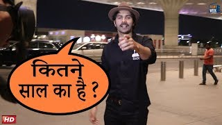 Varun Dhawan Ne REPORTER ko Kya Bola??