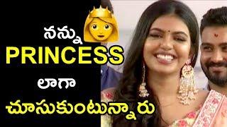 Shivani Super Speech At Lakshya Productions Production no1 Movie Opening
