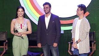 Sunny Leone's Biopic #Karenjitkaur Web Series Launch | Aditya Datt | ZEE5 Originals