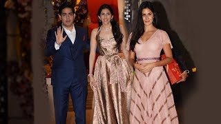 Katrina Kaif At Akash Ambani And Shloka Mehta Engagement GRAND PARTY