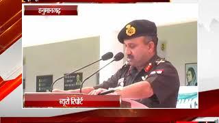 हनुमानगढ़ - भूतपूर्व सैनिकों की समस्या समाधान के लिए रैली का आयोजन - tv24