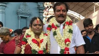 Munishkanth wedding | Munishkanth ties the knot with Thenmozhi | முனீஷ்காந்த் திருமணம்