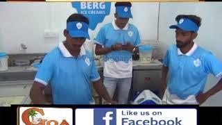 Iceberg Ice creams Now In Goa
