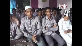 Azaan. Qirat. Hamd. Aur Naat Competition Al Hilal School By A.Tv Gulbarga Pat 3