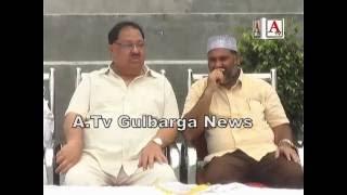 Eidgah Hagarga Road Gulbarga Namaz-E-Eid Arrangements