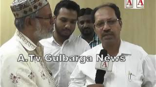 A.Tv Gulbarga News 3-7-2016