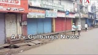 Aland Dist Gulbarga Me Sangbari Police Lathi Charge