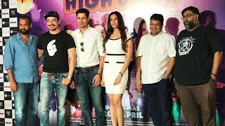 High Jack Official Trailer Launch | Sumeet Vyas | Sonnalli Seygall | Mantra Mugdh