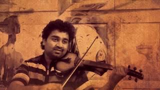 Malare Mounama Cover|Palike Mounama|Abhijith P S Nair| Vidyasagar|Violin Cover|Tamil|Telugu