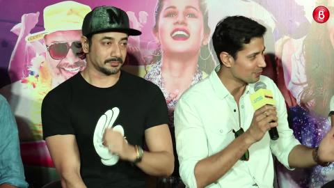 Sumeet Vyas, Sonnalli Seygall, Mantra Mugdh at High Jack Trailer Launch