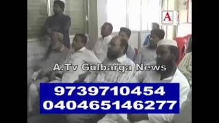 Quran Hub In Gulbarga A.Tv Gulbarga News 08-08-2016