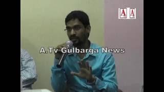 Quran Hub In Gulbarga Pat 02  A.Tv Gulbarga News 08-08-2016