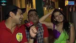 Bhabhi Ji Ghar Par Hai Onlocation - Success Celebration With Shubhangi Atre & Starcast