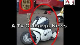 Gulbarga City Me One Week Me 3 Road Accidents