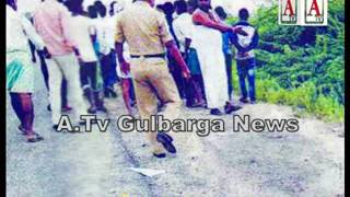 Gp President Member Killed In Road Accident A.Tv Gulbarga News