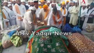 5th Barsi of haz Syed Shah Shamas e Alam hussaini Gogi shahreef dist Yadgir
