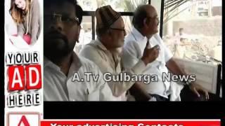 Chairman NEKRTC Ilyas Sait's Buss Journy A.Tv News 14-11-2016