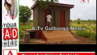 Swach Bharat Mission failed in Gulbarga Yadgir dist A.Tv News 15-11-2016
