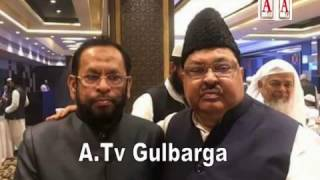 Dr.Qamar-Ul-Islam Nominated Member All India Muslim Personal Law Board A.Tv News 19-11-2016