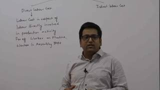 Labour Cost - Cost Accounting by CA Raj K Agrawal
