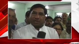 मिर्ज़ापुर - प्रशासन-विधायकों ने किसानों के साथ की बैठक - tv24