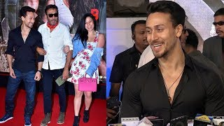 Baaghi 2 Review By Tiger Shroff | Baaghi 2 Special Screening
