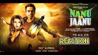 Nanu Ki Jaanu Official Teaser   Abhay Deol   Patralekhaa   Reaction