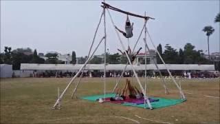Rope Mallakhamb || Incredible Mallakhamb || Demonstration