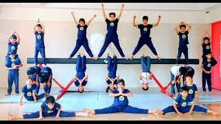 Gymnastic Talent Display  - Anup Thakur
