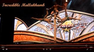 India's Got Talent Finalist Incredible Mallakhamb performance