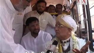 Appreciated Work By Ilyas Sait : Sri Dr Sharan Basappa Appa A.Tv News 26-11-2616