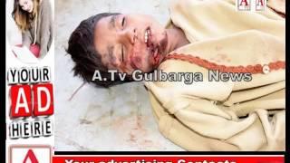7th Year Old Girl Muderd In Gulbarga A.Tv News 1-12-2016