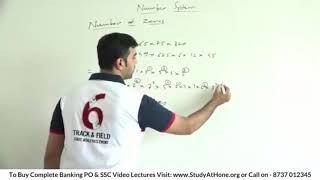 Number Of Zero's Theorem| Quantitative Aptitude | Banking PO & SSC by Prof. Vinit Kankriya