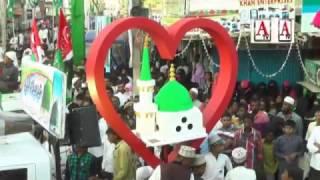 39th Julus Milad Un Nabi at Gulbaega A.Tv Gulbarga 12-12-2016