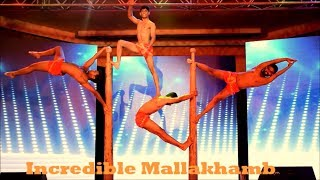 Incredible Mallakhamb || India's Got Talent || Georgia's Got Talent || Finalist ||