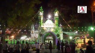758th Urs Haz Khaja Syed Shah Hisamuddin Hussaini Al Maruf Tegh Barahana Rh Gulbarga Sandal 27-12-16