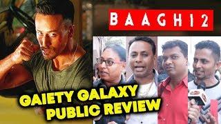 BAAGHI 2 Public Review | Gaiety Galaxy | Tiger Shroff | Housefull Theatre