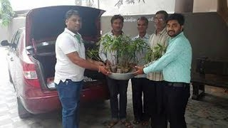 Let us meet Tree man of Gujarat