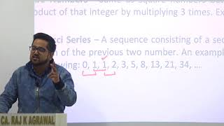 Number Series | Logical Reasoning by CA Raj K Agrawal