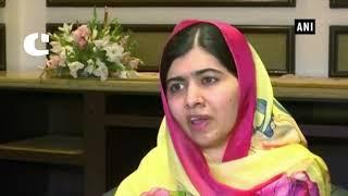 "Malala Says ""I've Never been So Happy""in Pakistan"