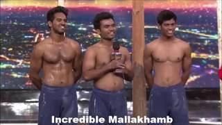 Incredible Mallakhamb | India's Got Talent 7 | Finalist | Chinese Pole | Leaves everyone Mesmerized