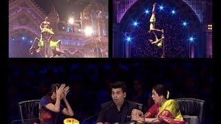 India's Got Talent Season 7 Finalist Incredible Mallakhamb Journey 2016