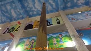 Standing Pole Mallakhamb Set-up | Incredible Mallakhamb |